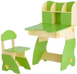 Столики Детям БС-3 (бежевый/салатовый)