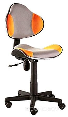 Офисное кресло Halmar Flash 2 (Gray/Orange)