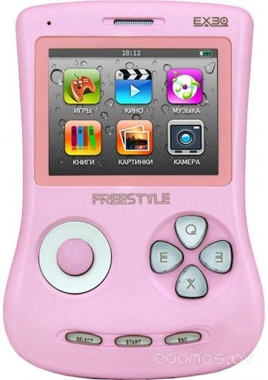 Игровая приставка EXEQ FreeStyle MP-1002 (Pink)