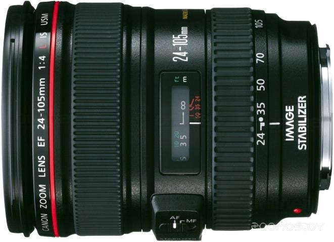 Объектив Canon EF 24-105 mm F/4.0 L IS II USM