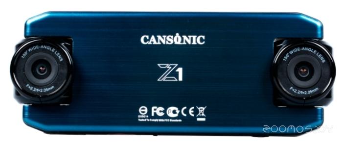 Автомобильный видеорегистратор Cansonic Z1 ZOOM (GPS)