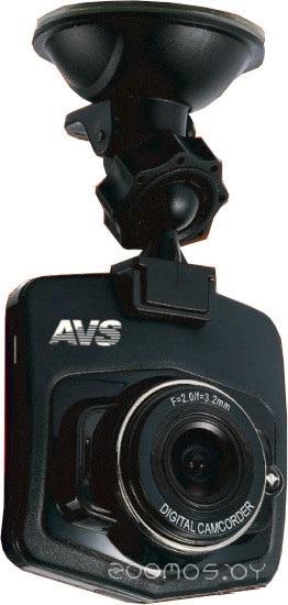 Автомобильный видеорегистратор AVS VR-125HD