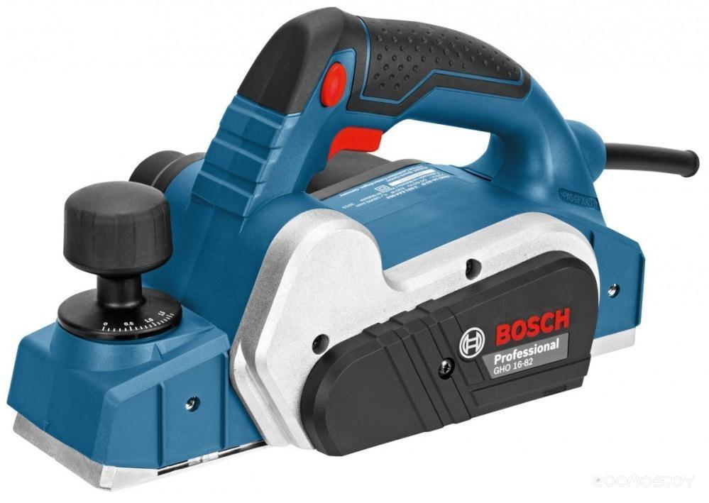 Электрорубанок Bosch GHO 16-82 Professional [06015A4000]