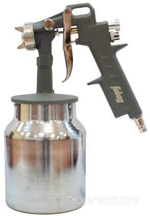 Краскораспылитель с нижним бачком FUBAG Basic S750/1.5 HP