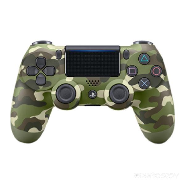 Беспроводной геймпад Sony Dualshock 4 (Camouflage)