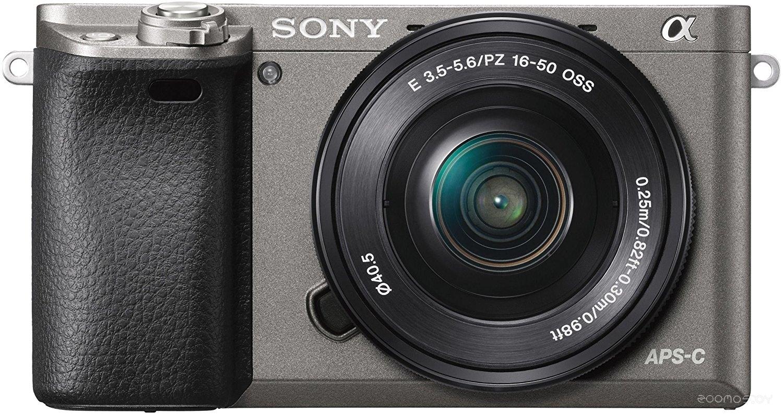 Цифровая фотокамера Sony Alpha ILCE-6000 Kit 16-50 mm APS-C