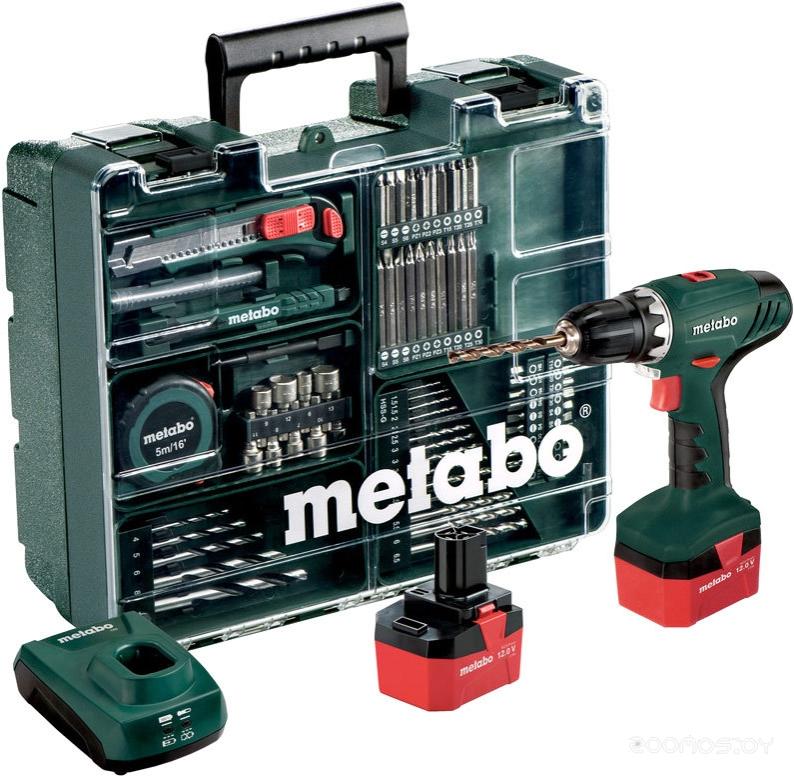 Metabo BS 12 NiCd Set