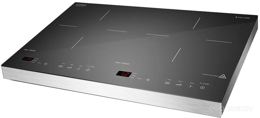 Настольная плита Caso S-Line 3500