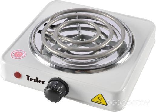 Настольная плита Tesler PEO-01 White