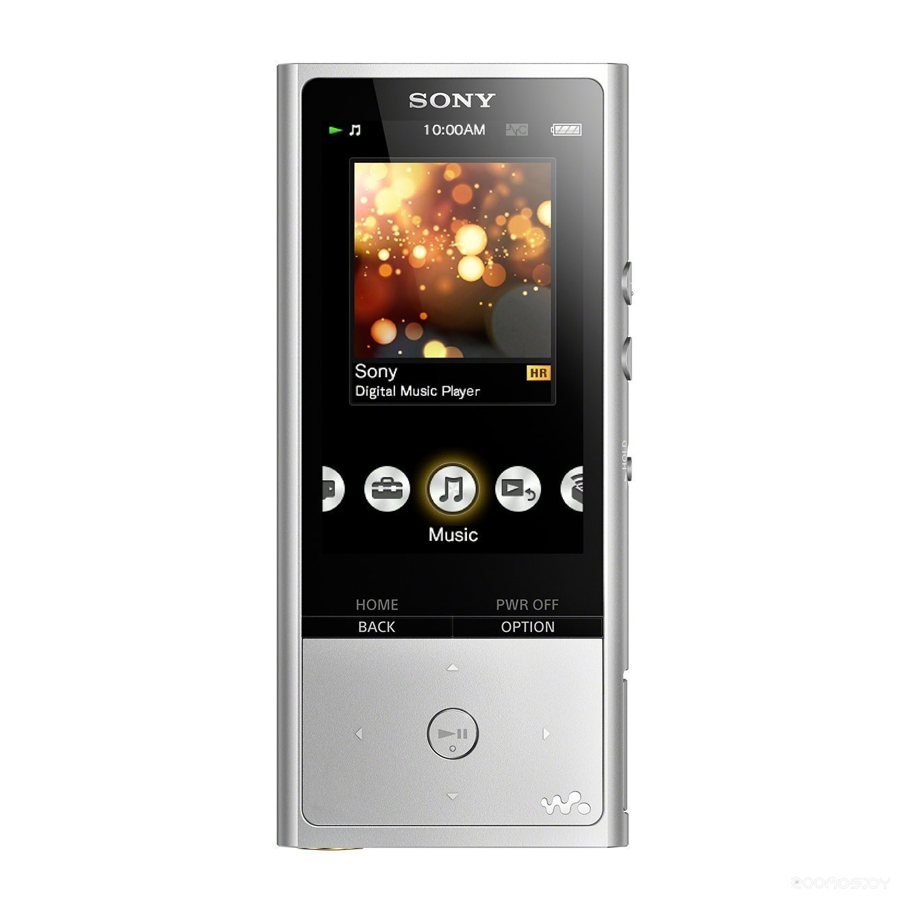 MP3-плеер Sony NW-ZX100HNS