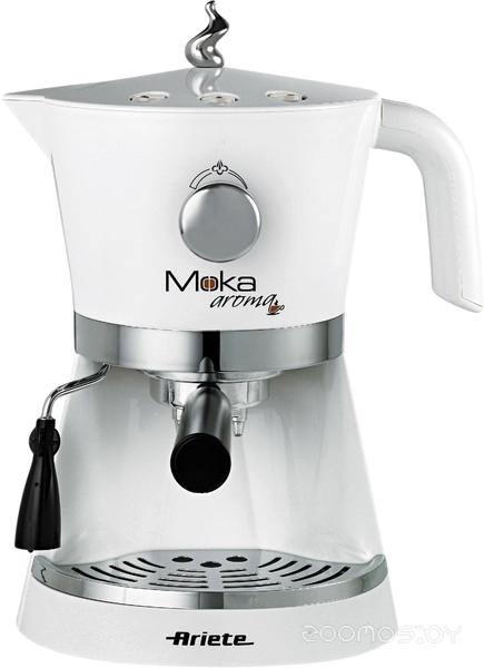 Кофеварка Ariete 1337 Moka aroma (White)