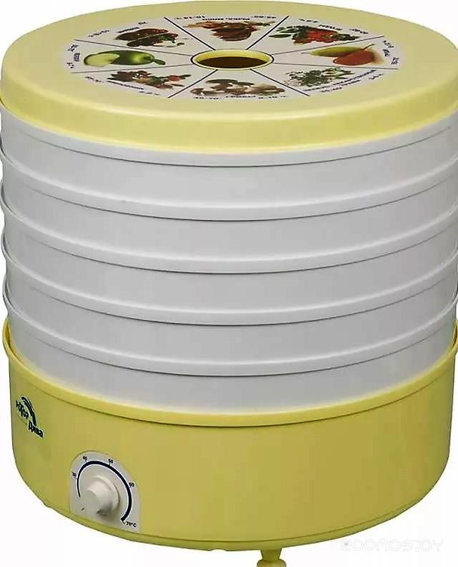 Сушилка для овощей и фруктов Ротор Дива СШ-007-06