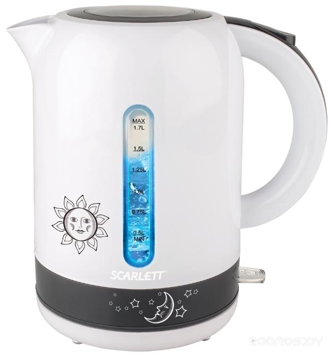 Электрический чайник Scarlett SC-EK18P38