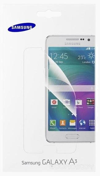 Защитная плёнка для телефона Samsung ET-FA300CTEGRU