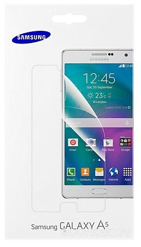 Защитная плёнка для телефона Samsung ET-FA500CTEGRU