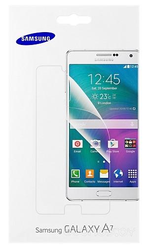 Защитная плёнка для телефона Samsung ET-FA700CTEGRU