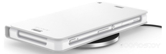 Сетевое зарядное устройство Sony WCR14W (White)
