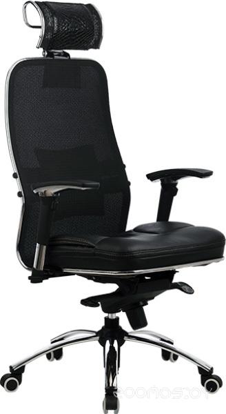 Офисное кресло Metta Samurai SL-3 Python Edition (черный)