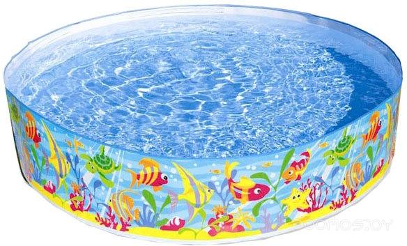 Бассейн INTEX Подводный Мир [56452NP]