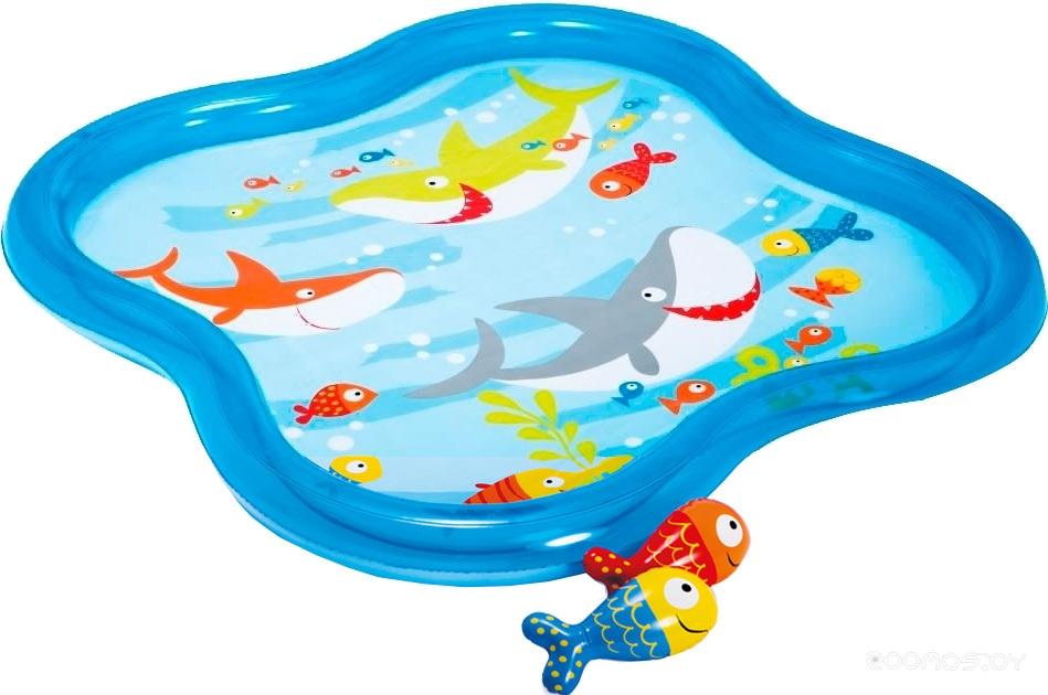 Бассейн INTEX Детский бассейн с фонтаном 140x11 [57126]