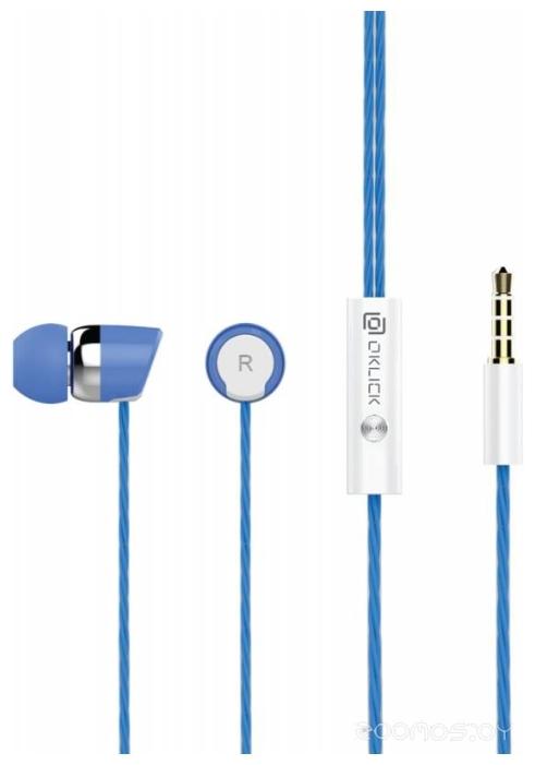 Наушники Oklick HS-S-230 (Blue)