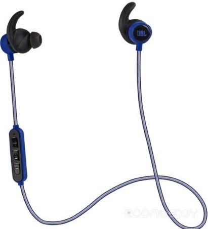 Bluetooth-гарнитура JBL Reflect Mini BT (Blue)