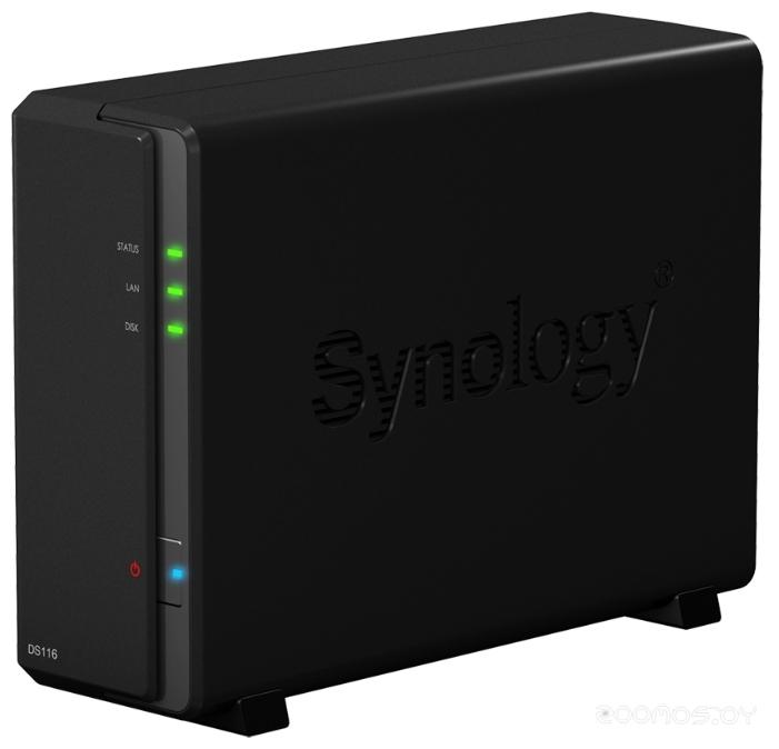 Сетевой накопитель SYNOLOGY DS116