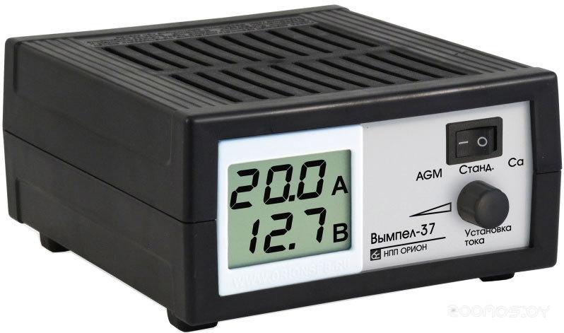 Зарядное устройство для аккумуляторов Вымпел 37 [2046]