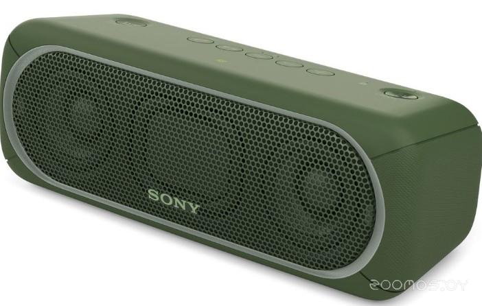 Портативная акустика Sony SRS-XB30 (Green_