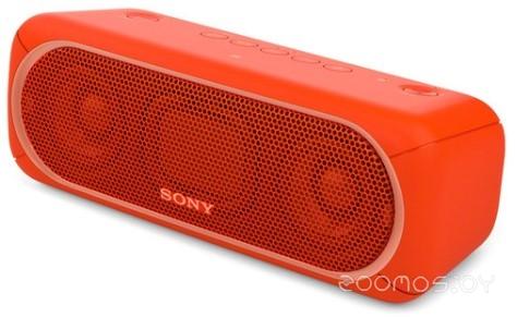 Портативная акустика Sony SRS-XB30 (Red)