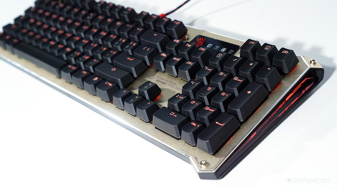 Клавиатура A4Tech Bloody B840