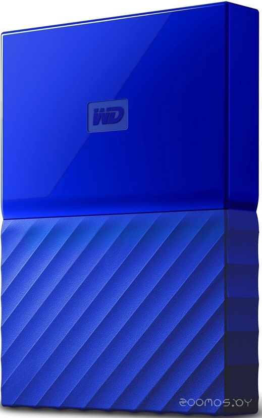 Жесткий диск Western Digital My Passport 1TB