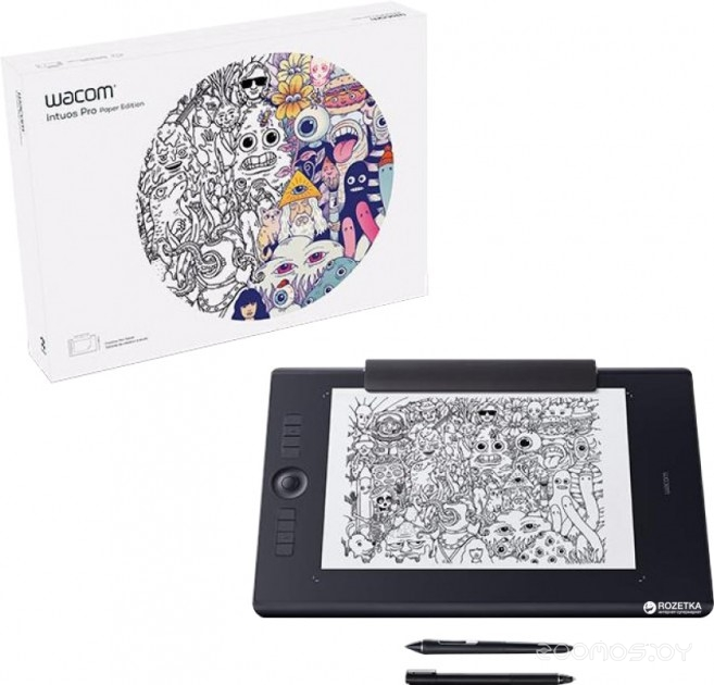 Графический планшет WACOM Intuos Pro Paper Medium