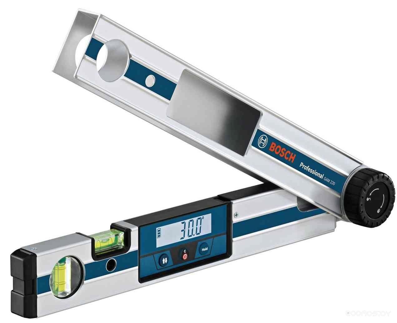 Пузырьковый уровень Bosch GAM 220 Professional