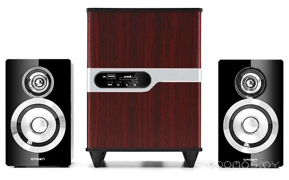 Компьютерная акустика Crown CMS-440 Wood