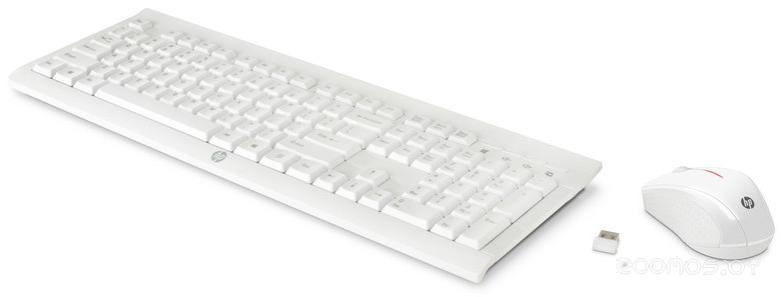 Клавиатура + мышь HP C2710 Combo Keyboard