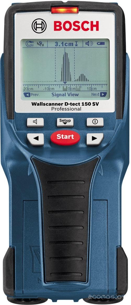 Детектор проводки Bosch D-tect 150 SV