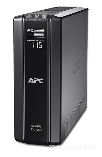 Источник бесперебойного питания APC Back-UPS Pro 1200VA