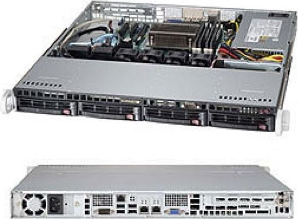 Сервер Supermicro SYS-5018D-MTF