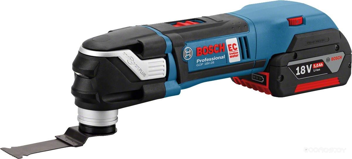 Шлифовальная машина Bosch GOP 18V-28 Professional