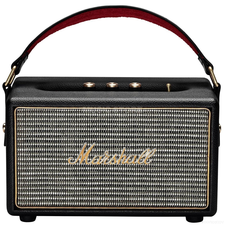 Портативная акустика Marshall Kilburn (Bkack)