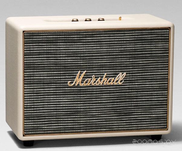 Портативная акустика Marshall Woburn (Cream)