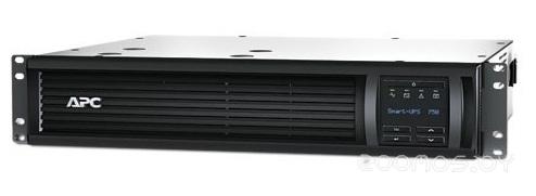 Источник бесперебойного питания APC Smart-UPS SMT 1000VA/700W