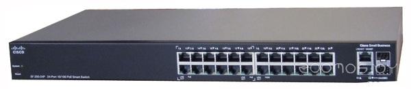 Коммутатор Cisco SLM224PT-EU