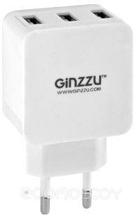 Сетевое зарядное устройство Ginzzu GA-3315UW
