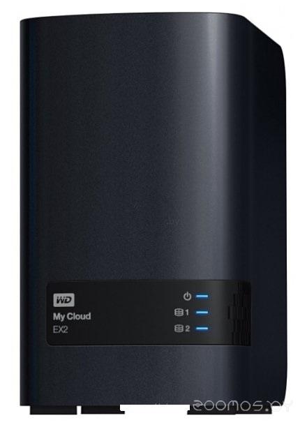 Сетевой накопитель Western Digital WDBVND0000NBK-EEUE