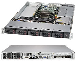 Серверная платформа Supermicro SYS-1018R-WC0R