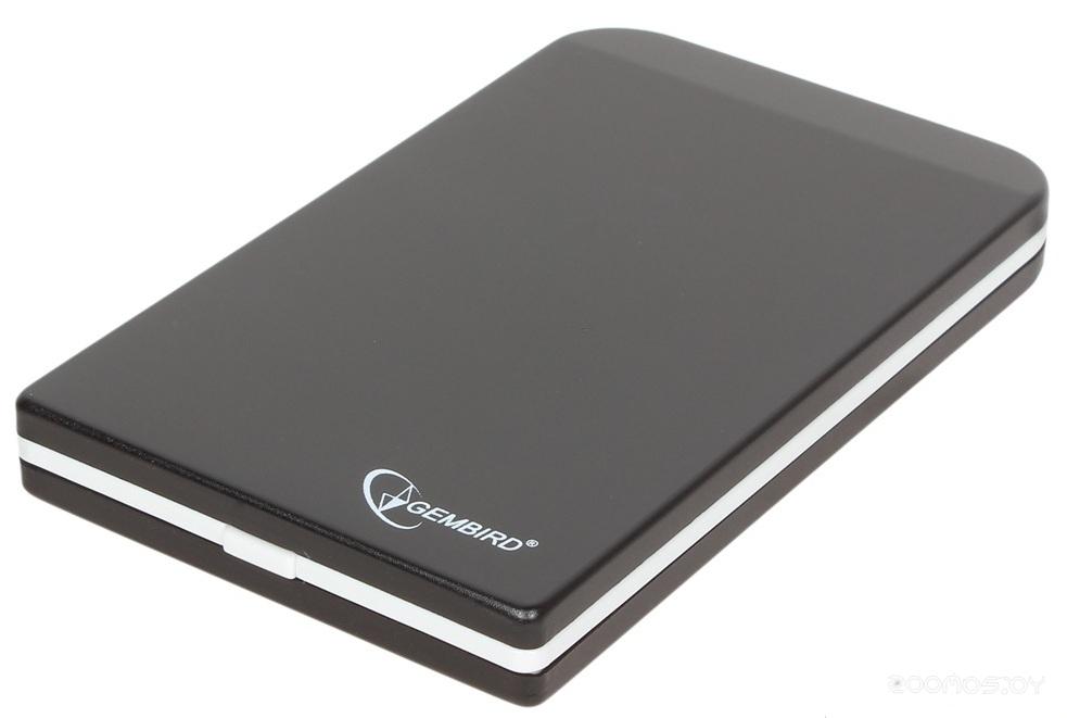 Бокс для жесткого диска Gembird EE2-U2S-42 (Black)