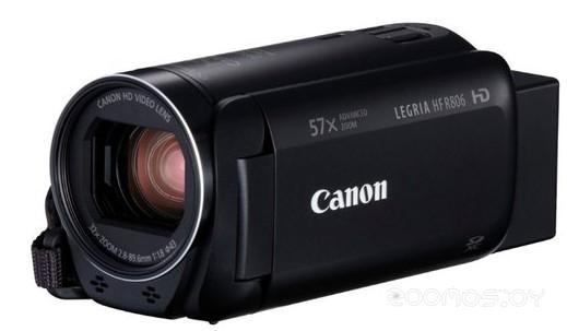 Видеокамера Canon Legria HF R806 (Black)