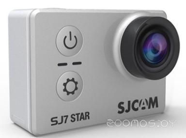 Видеокамера Sjcam SJ7 Star (Silver)